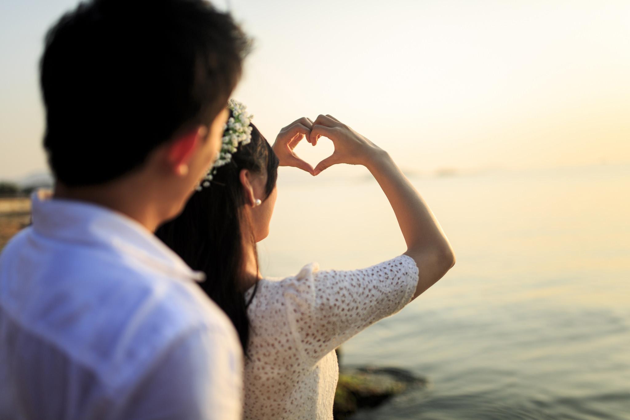chụp hình cưới hồ cốc trọn gói