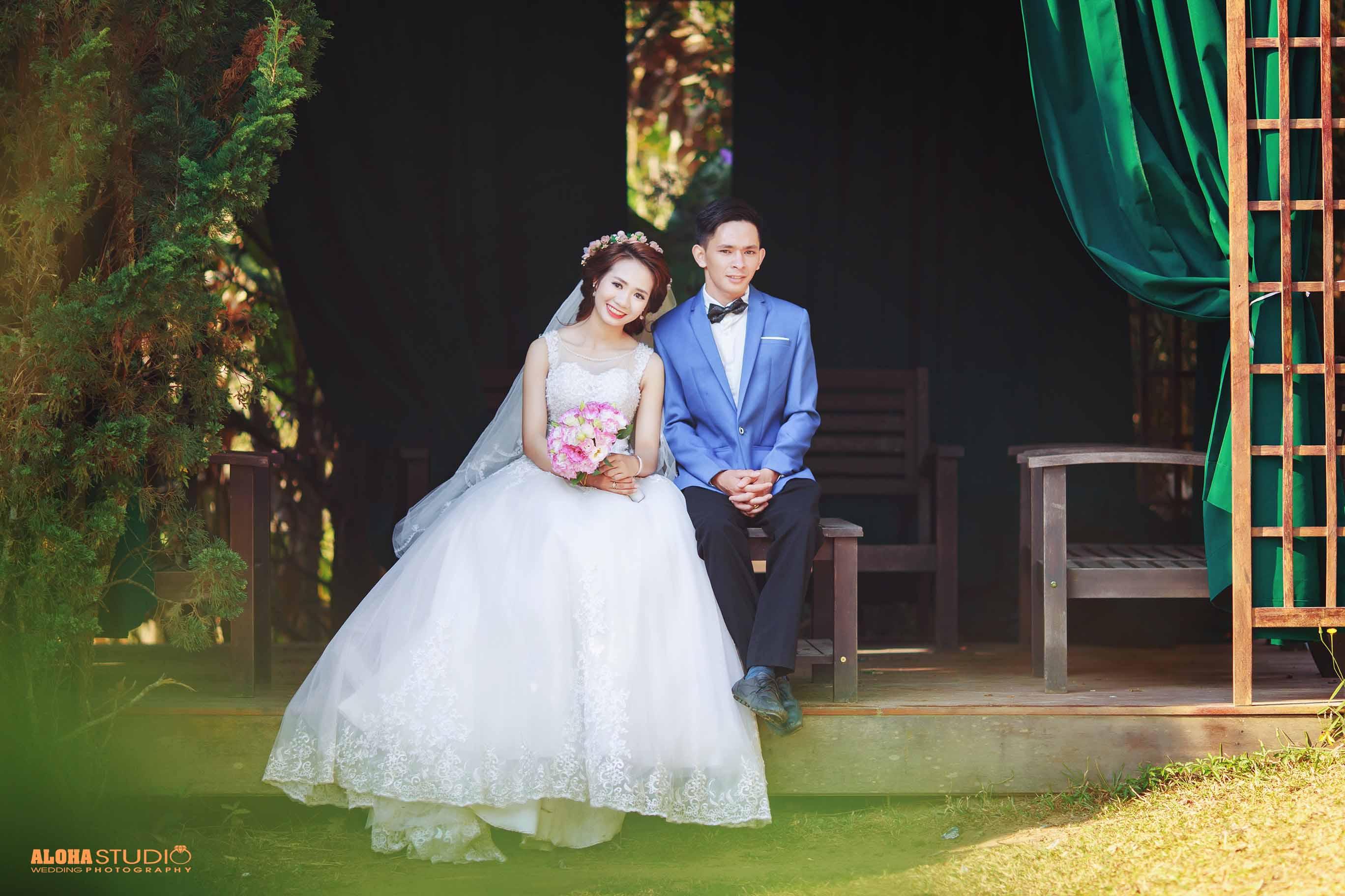 Chụp hình cưới Đà Lạt đẹp giá rẻ