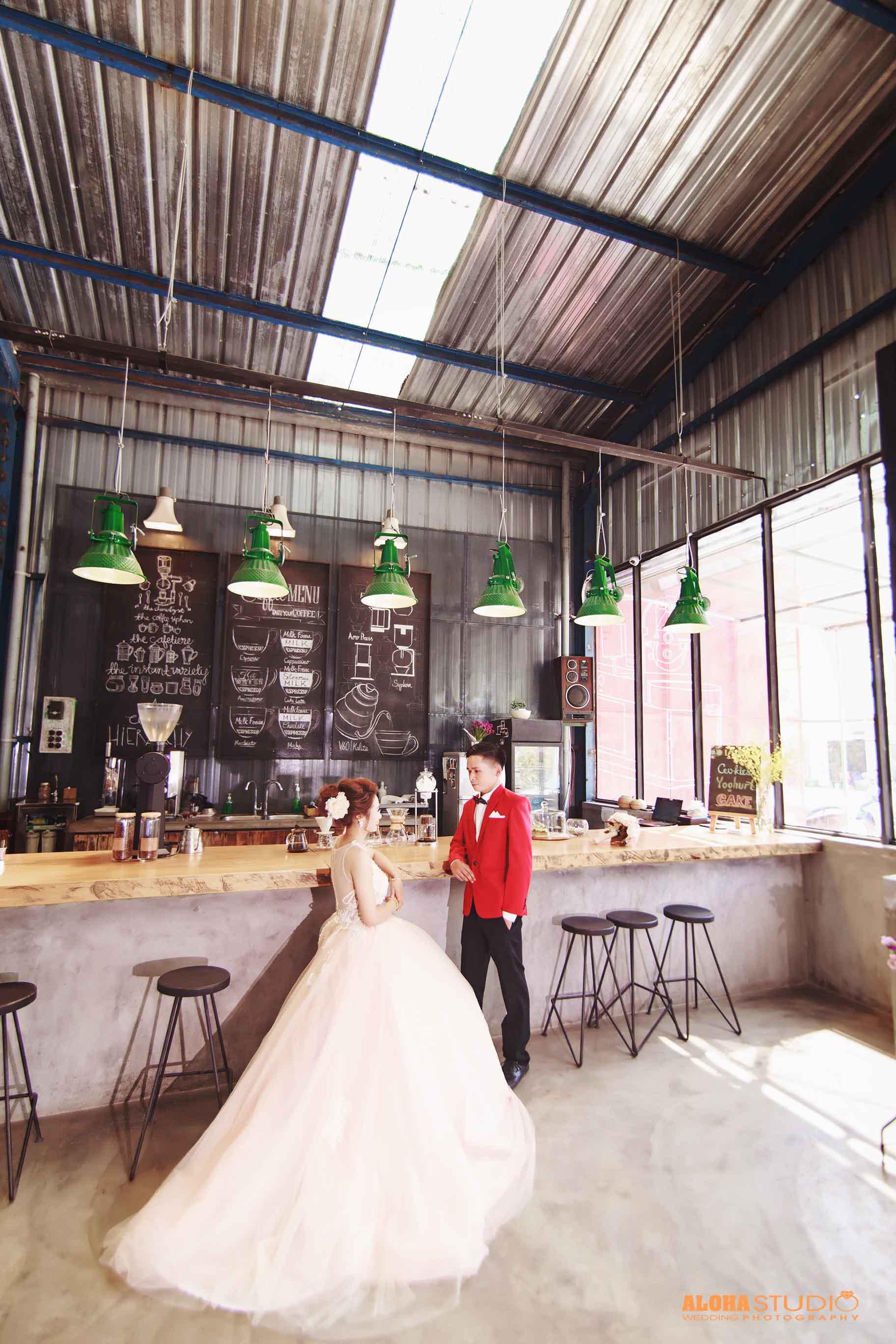Chụp hình cưới Đà Lạt Ảnh: Alohastudio