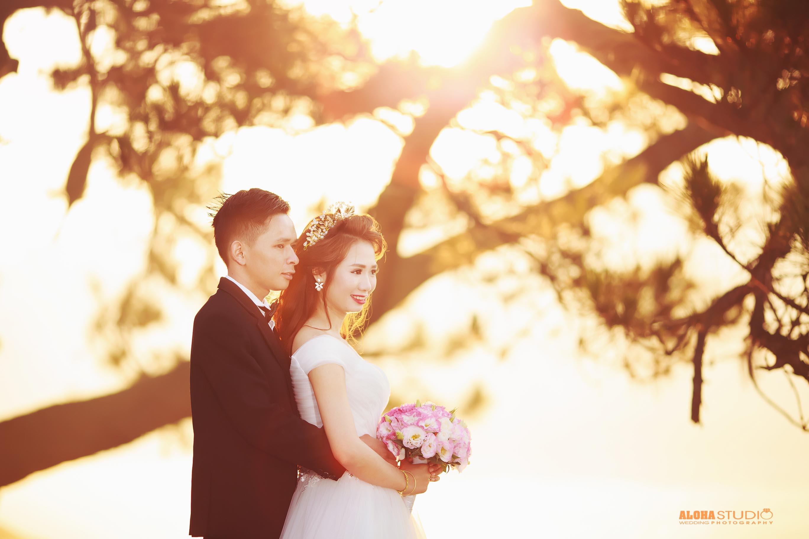 Chụp hình cưới Đà Lạt đẹp giá rẻ 2017