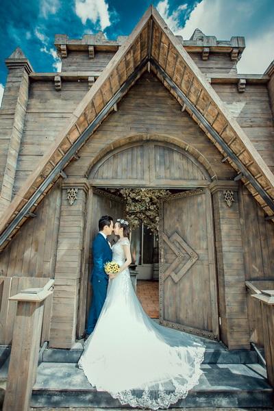 Ảnh Alohastudio : Chụp hình cưới cho người nước ngoài lấy vợ Việt Nam Đẹp, Giá Rẻ