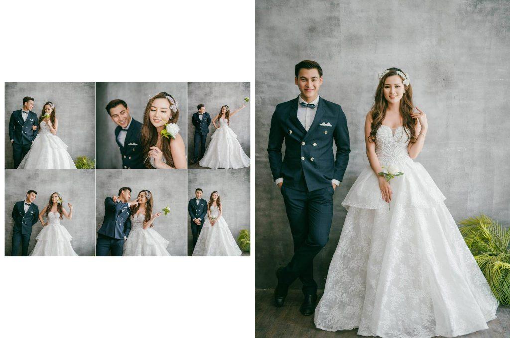 Chụp hình cưới phim trường ParisGarden