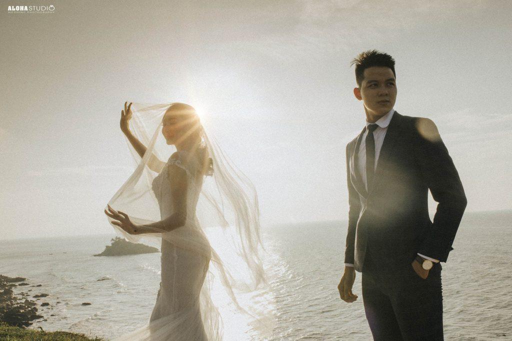chụp hình cưới dã ngoại đẹp