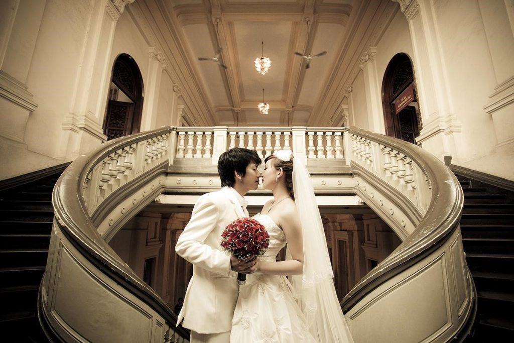 Địa điểm chụp ảnh cưới tại bảo tàng