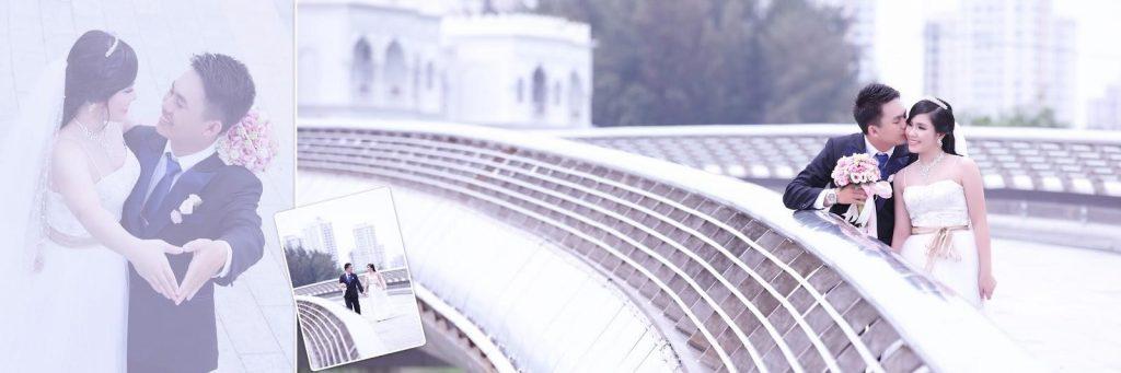 Địa điểm chụp ảnh cưới tại Cầu Ánh Sao