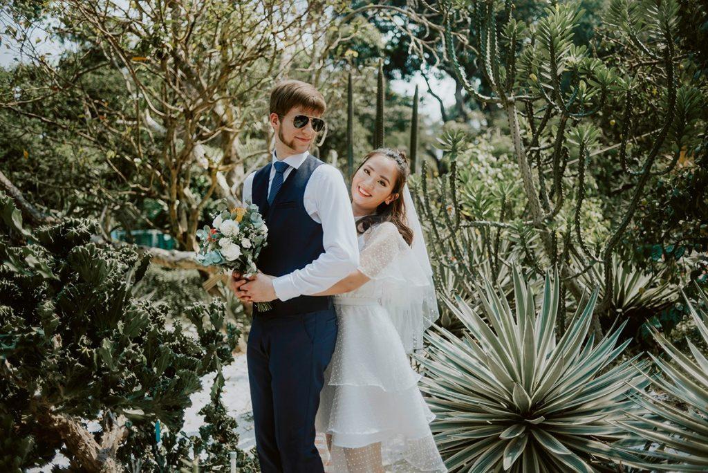 Địa điểm chụp ảnh cưới tại Thảo Cầm Viên