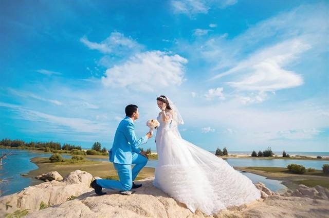 Địa điểm chụp hình cưới hồ cốc vũng tàu Miền Nam