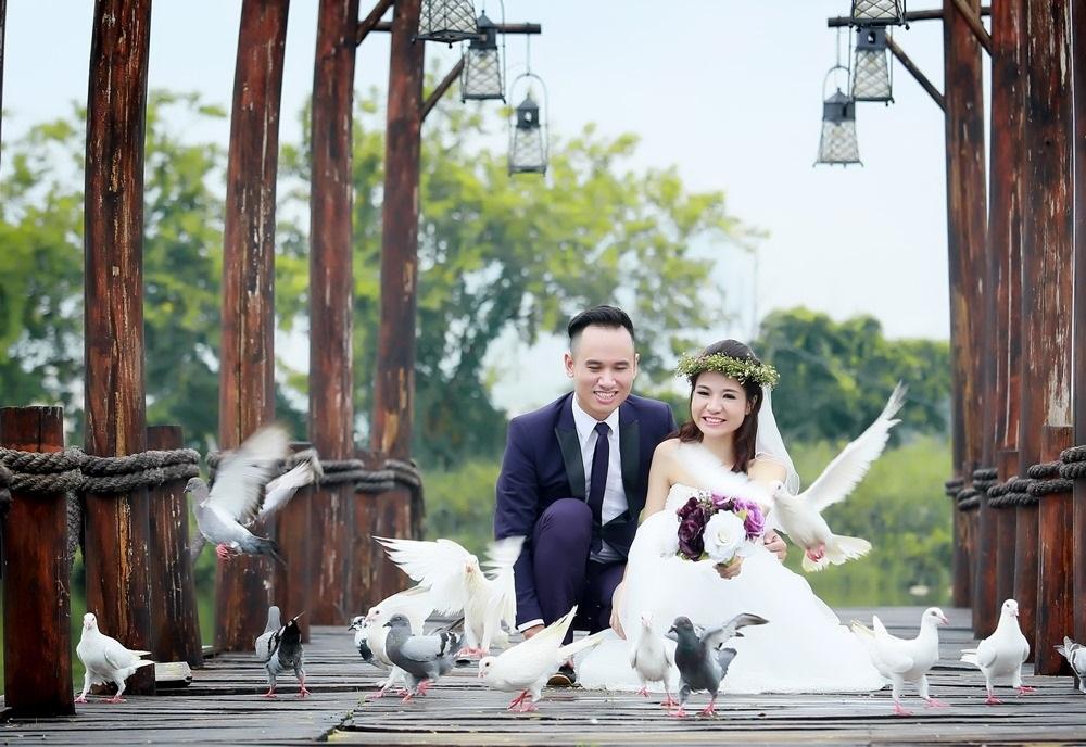 địa điểm chụp hình cưới miền Nam