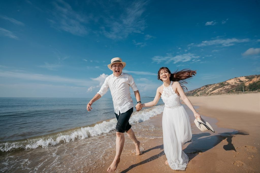 Địa điểm chụp hình cưới tại mũi né phan thiết Miền Nam