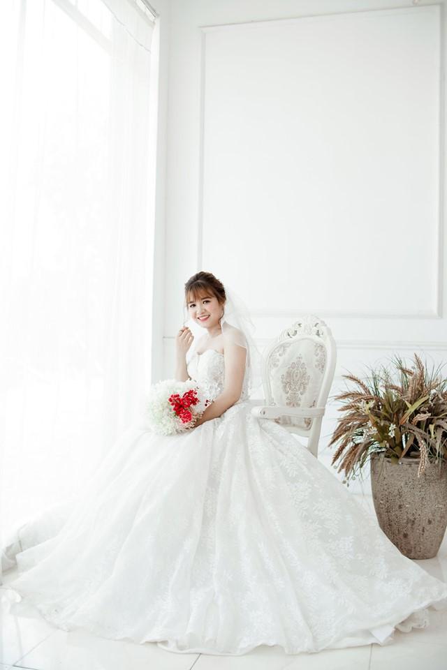 Chụp hình cưới 1 mình