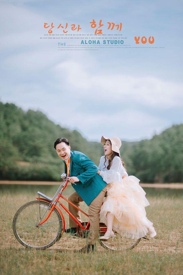 Hình: Sapa chính là nơi cho ra đời những bộ ảnh cưới lung linh và rực rỡ