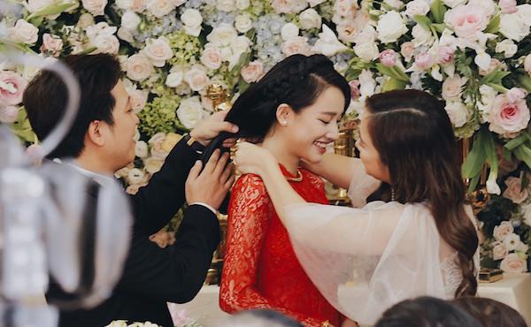 Ảnh 4 – Một bài phát biểu đám cưới hay cần ngắn gọn, xúc tích nhưng vẫn truyền tải đầy đủ ý nghĩa của buổi lễ.