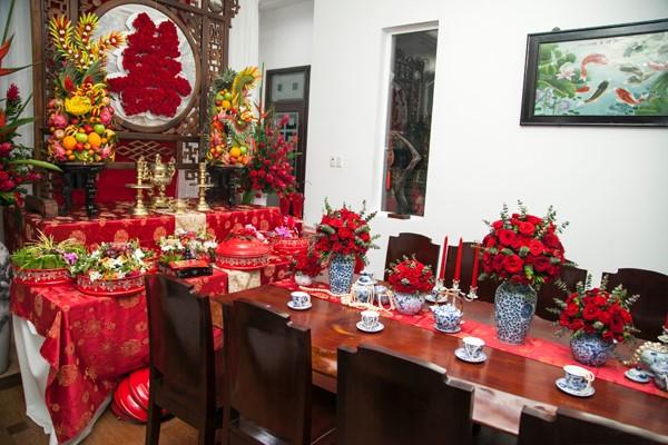 Ảnh 1 - Lễ gia tiên trong ngày cưới vẫn luôn là nghi thức quan trọng không thể bỏ qua với mỗi gia đình.