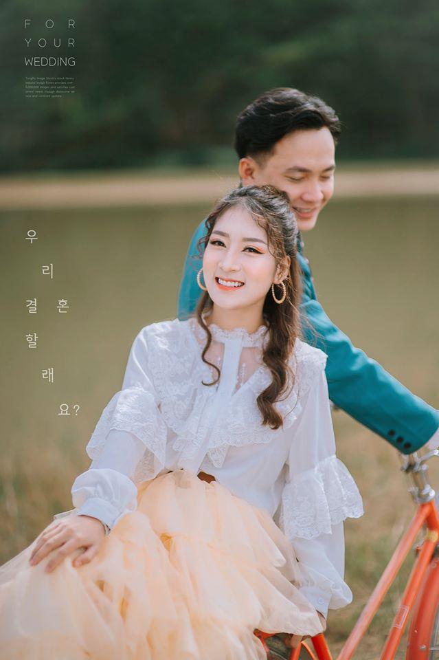 phong cách trang điểm cô dâu đẹp nhất