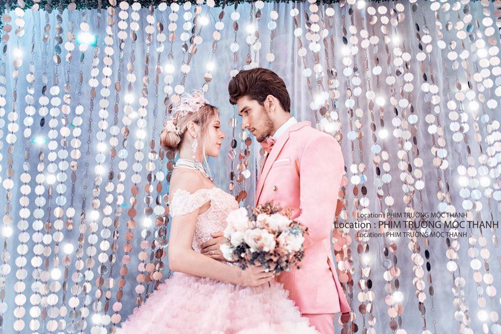 chụp ảnh cưới phim trường Mộc Thanh
