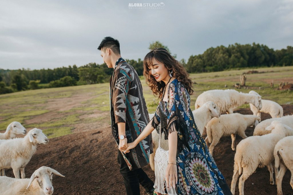 Địa điểm thuê đồ đôi đẹp Amor Couple Tp Hcm