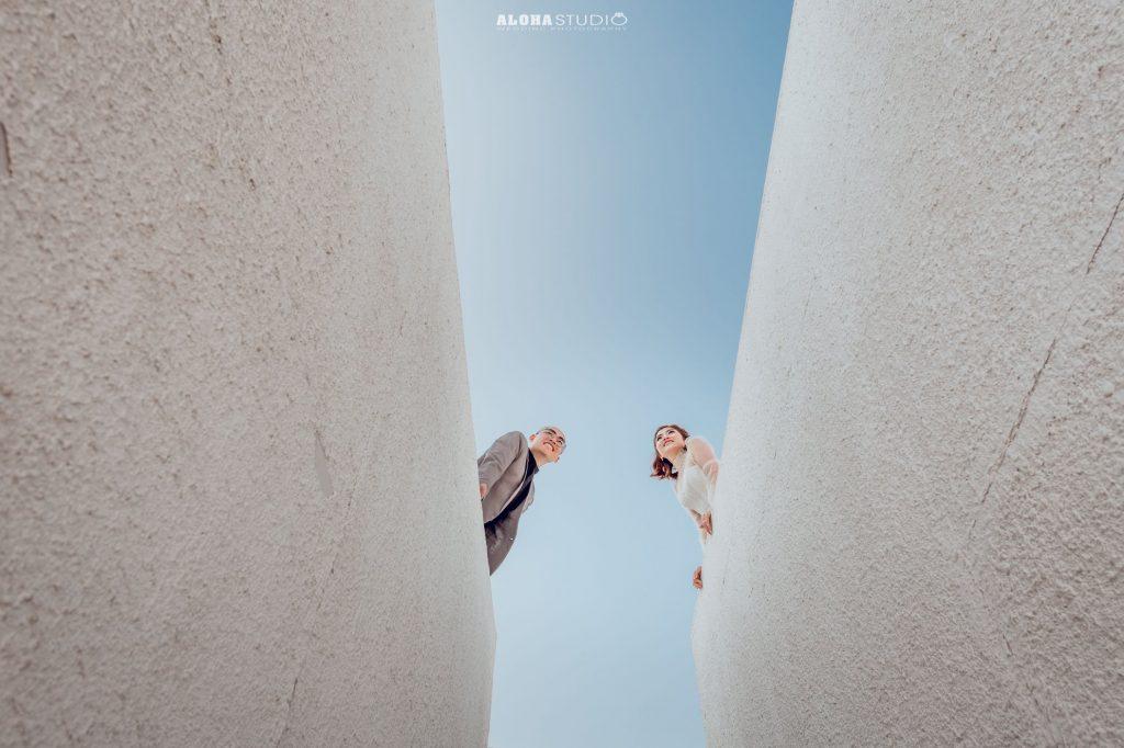 Góc chụp hình độc đáo tại Chill Sky