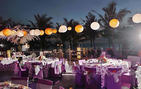 Nhà hàng Tân Cảng nơi tổ chức đám cưới lý tưởng tại Sài Gòn