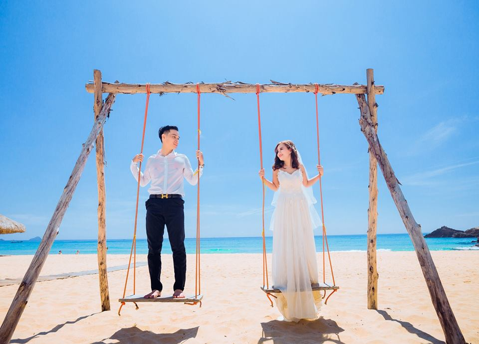 Địa điểm chụp ảnh cưới đẹp ở Quy Nhơn