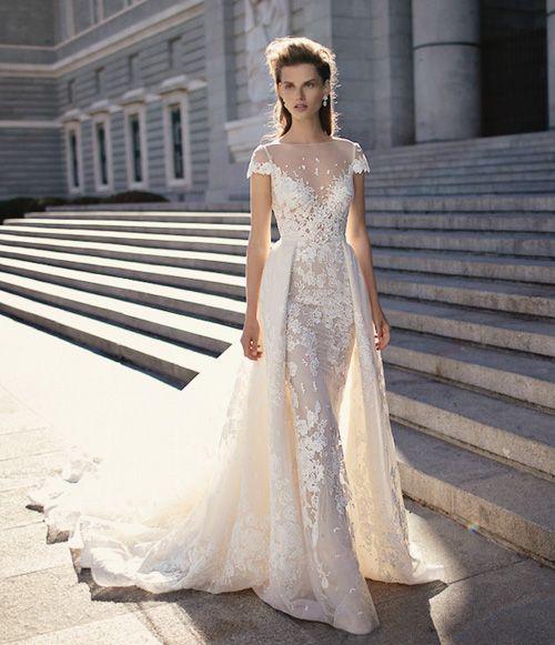áo cưới 2 trong 1