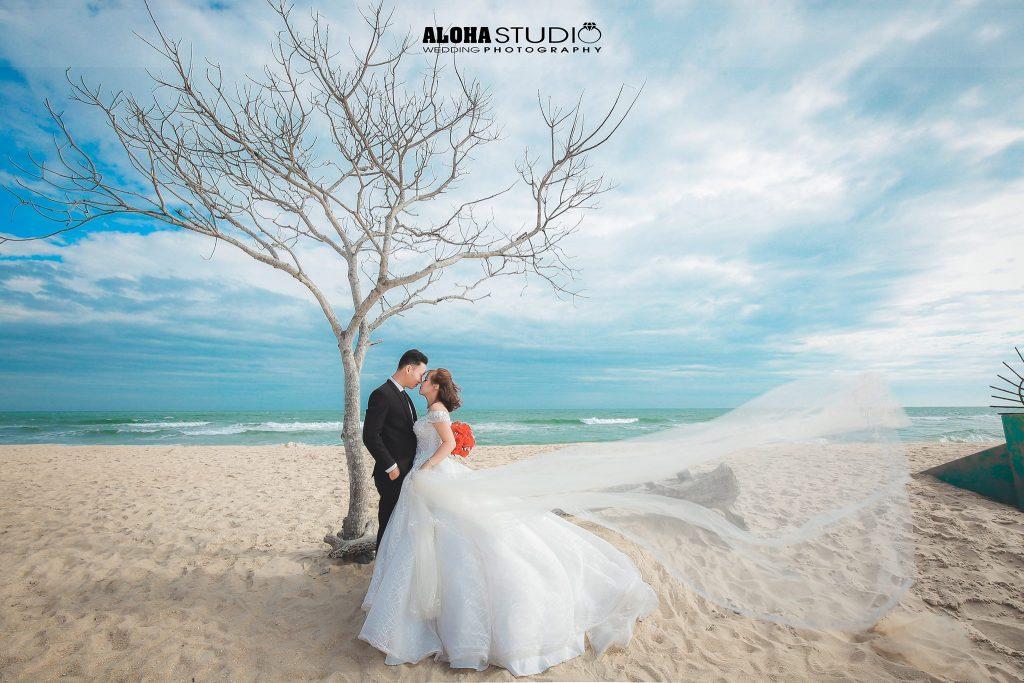 ý tưởng chụp ảnh cưới tại Đà Nẵng