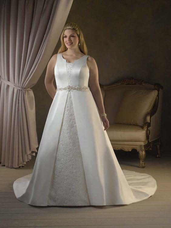 điểm nhấn cho váy cưới bigsize