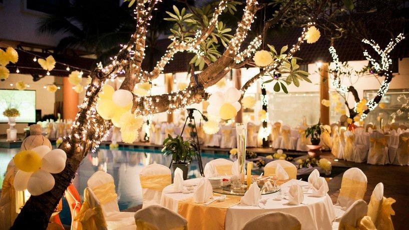địa điểm tổ chức tiệc cưới