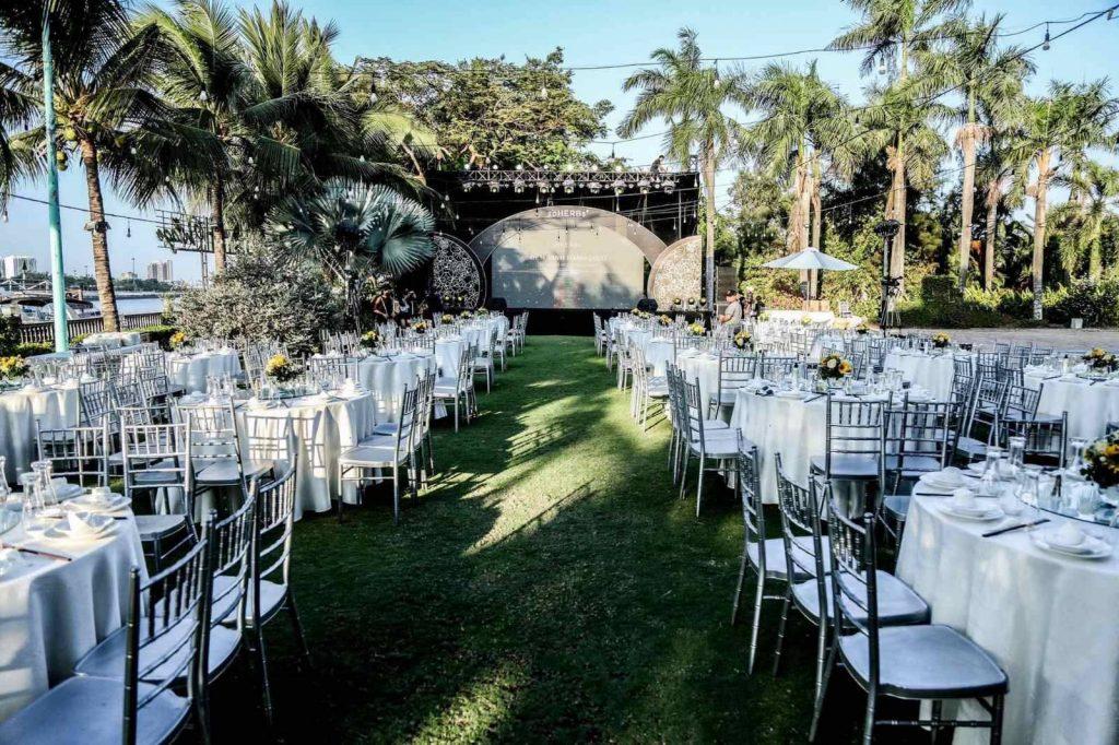 tiệc cưới tổ chức Lan Anh