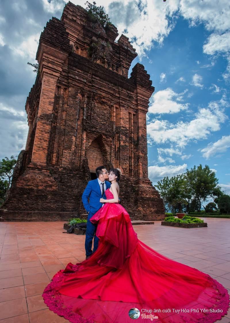 Chụp ảnh cưới Núi Nhạn Phú Yên
