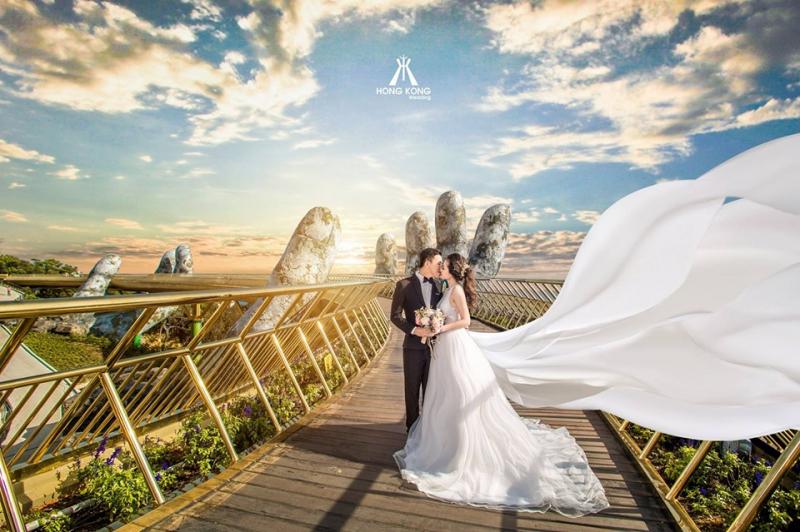 Top 12 studio chụp ảnh cưới tại Đà Nẵng