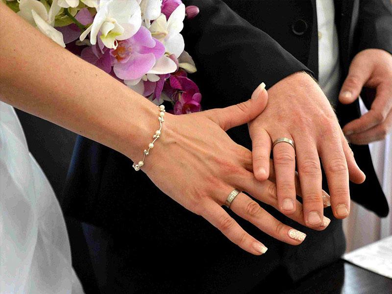 Ý nghĩa đeo nhẫn cưới đã có từ lâu