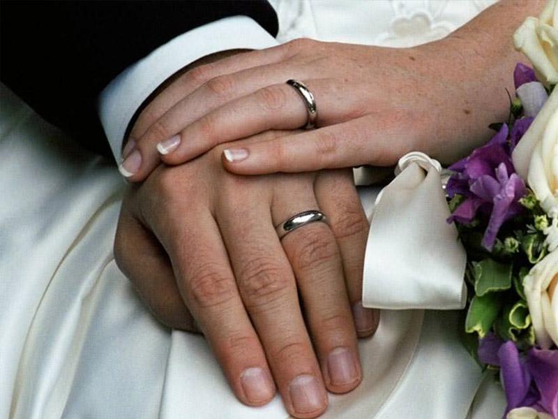 Nhẫn cưới là biểu tượng kết tinh của hôn nhân