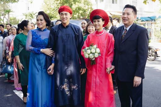 Phân biệt lễ thành hôn và vu quy
