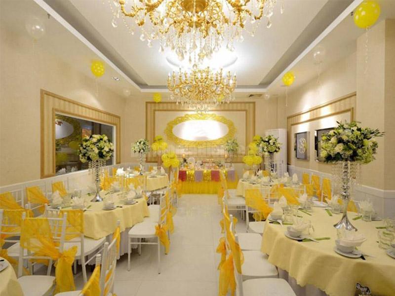 Nhà hàng tiệc cưới Nam Bộ Hòa Bình