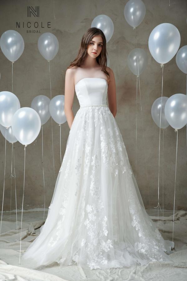 May váy cưới bao nhiêu tiền