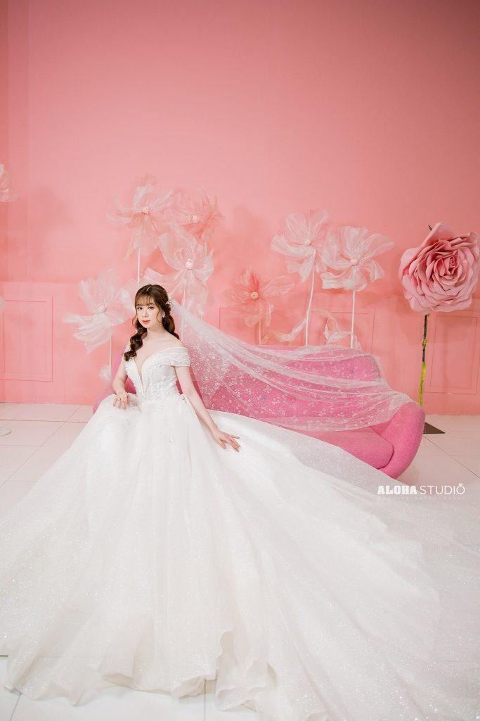 váy cưới đẹp, giá rẻ