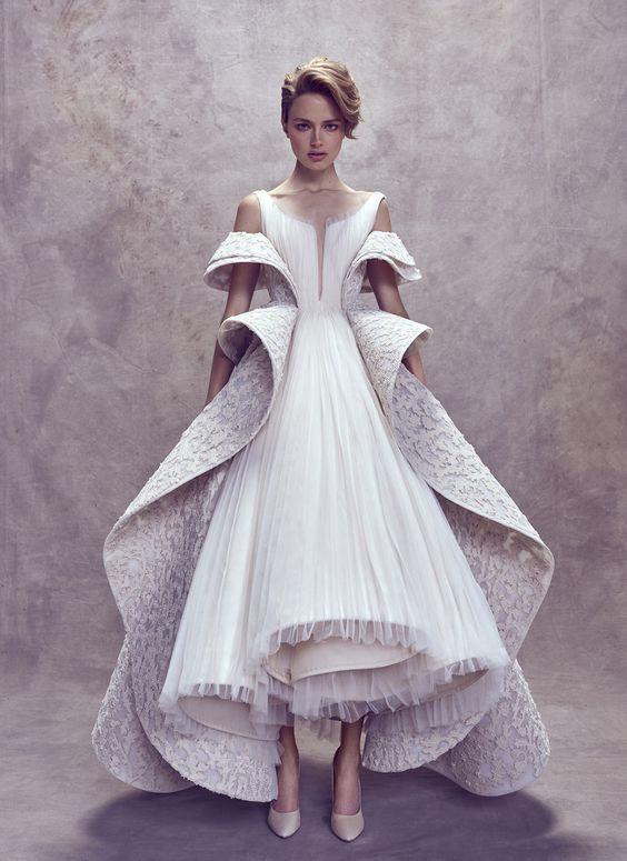 váy cưới 3 trong 1