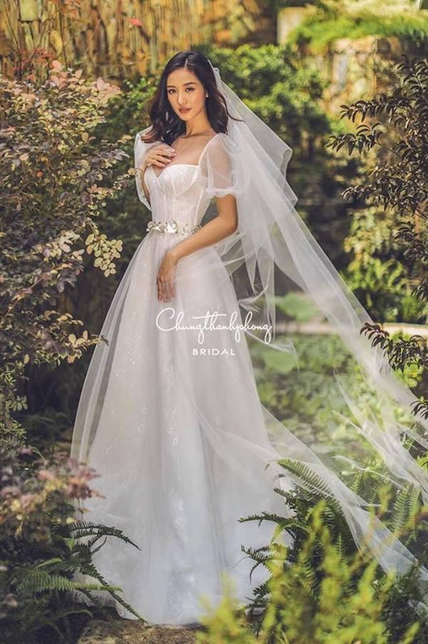 May váy cưới Chung Thanh Phong