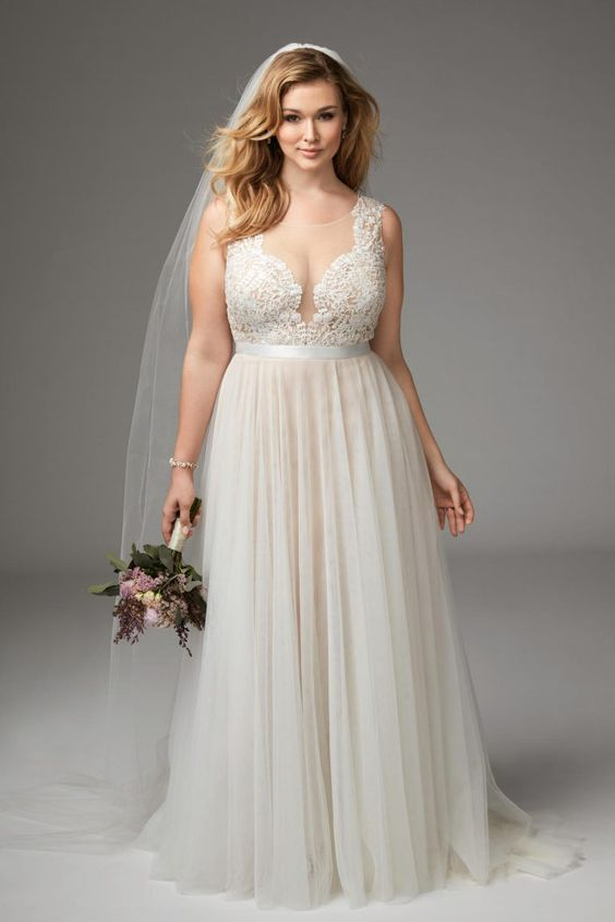 váy cưới bigsize