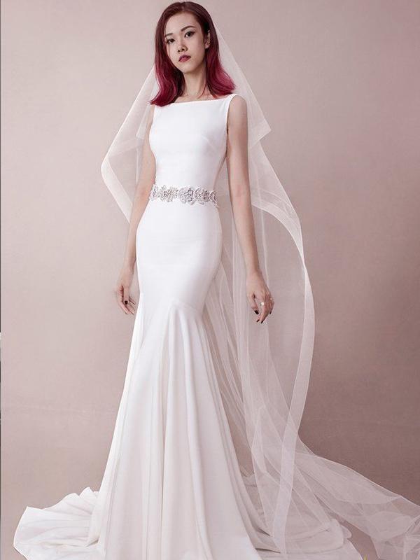 Cách may váy cưới đẹp