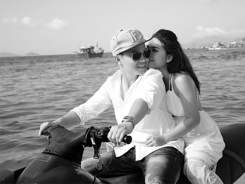 Ao cưới dấu yêu - Studio Ninh Thuận