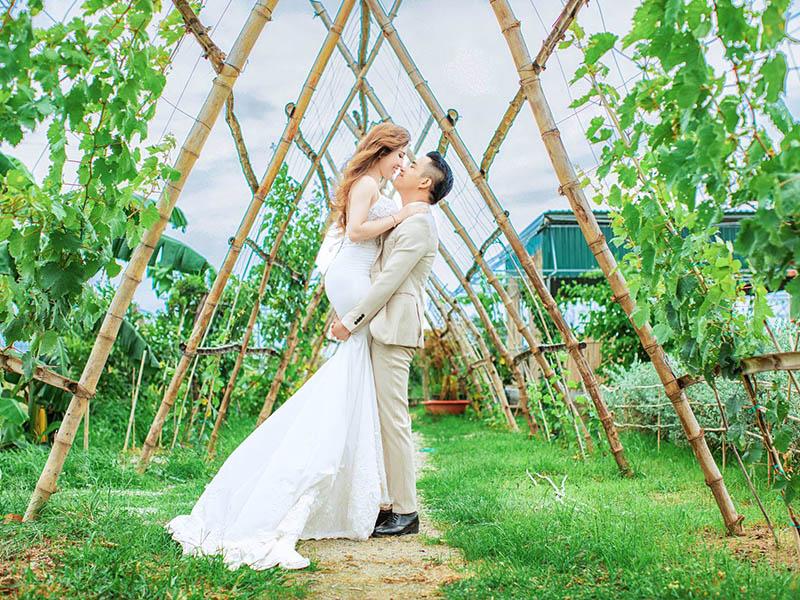 Chụp ảnh cưới Phan Rang tại Hoàng Tuấn Wedding