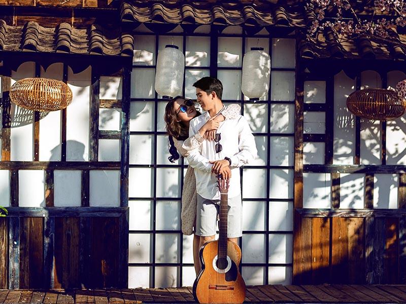 Chụp ảnh cưới Phan Rang tại Phong Studio