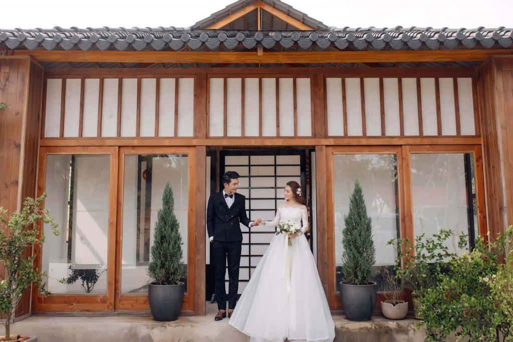 ngôi nhà gỗ nơi mà nhiều nhiếp ảnh gia lấy được nhiều cảm hứng
