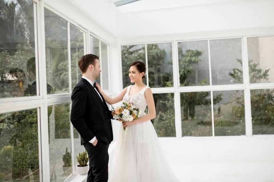 phong cách chụp ảnh cưới Châu Âu