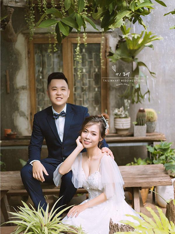 Tài Linh Art - Studio chụp ảnh cưới đẹp tại BMT